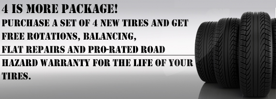Contact Dakota Tire, Brakes & More | Tires, Auto Repair